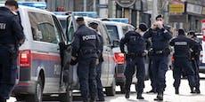 28-Jähriger attackiert Polizistin mit Fußtritt – Spital