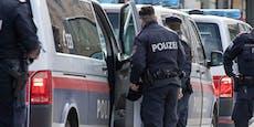 Wiener mit 2 Promille tritt Polizisten krankenhausreif