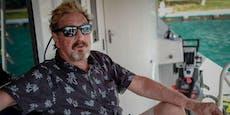 Antivirus-Pionier McAfee tot in Gefängnis entdeckt