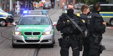 Messerstecherei in Würzburg – mehrere Personen tot