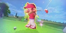 """""""Mario Golf: Super Rush"""" im Test – rasant und witzig"""