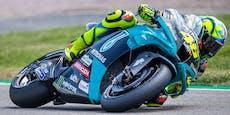Superstar Valentino Rossi deutete MotoGP-Aus an