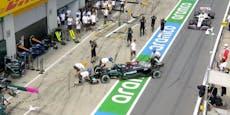 Schrott-Tabelle! Die größten Bruchpiloten der Formel 1