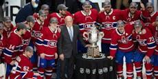 Rekordmeister Montreal: Erstes NHL-Finale seit 1993