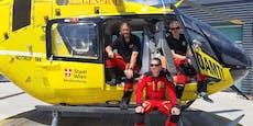 """Heli-Crew über Tornado: """"Landeten zwischen Trümmern"""""""