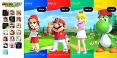 """Mit """"Heute"""" zu Nintendo Switch samt """"Mario Golf"""""""