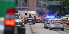 Polizei stoppte Messerstecher (24) mit Schuss ins Bein