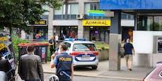 Banküberfall in Linz – Täter ist noch auf der Flucht