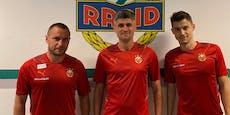 Rapid gibt neuen Cheftrainer für zweites Team bekannt