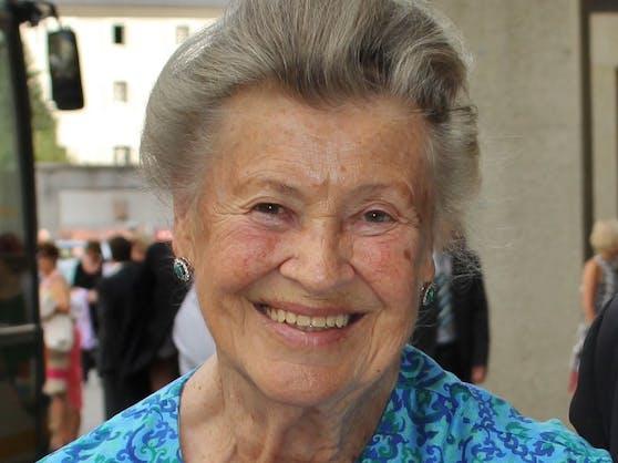 Forbes schätzt das Vermögen vonTraudl Engelhorn-Vechiatto, Witwe desBASF-UrenkelsPeter Engelhorn. auf etwas 3,4 Milliarden Euro.