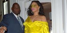 Rihanna darf nicht in Club, Türsteher erkennt sie nicht