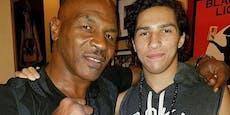 Enkel von Mohammad Ali ist jetzt Profi-Boxer