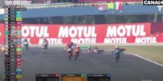 Nach Todescrash: Nächster Moto3-Pilot (17) überfahren