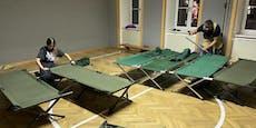 Ort muss nach Unwetter Notstelle in Schule einrichten