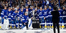 Champion Tampa Bay folgt Montreal ins NHL-Finale