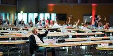 Fußball-EM spielte SPÖ-Parteitag leer