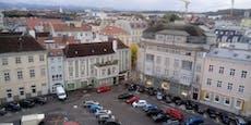 Tiefgarage Domplatz St. Pölten: Wettlauf gegen die Zeit