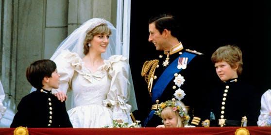 Wie verzweifelt war Diana in ihrer Ehe?