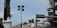 Miami: Auch Kinderleichen in Trümmern gefunden