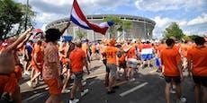 Ungarn verbietet Fans Regenbogen-Fahnen in Budapest