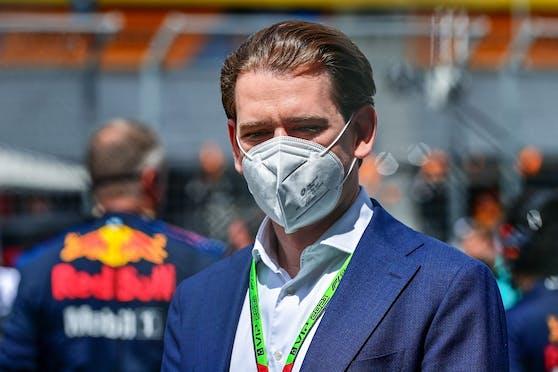 Kanzler Kurz ist live zu Gast beim Formel-1-Grand-Prix in Spielberg