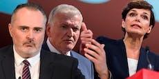 Das sagen SPÖ-Landesgranden über Rendi-Wagner-Schlappe