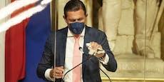 Hitziger Gemeinderat um 1,1 Mrd. Euro Corona-Minus