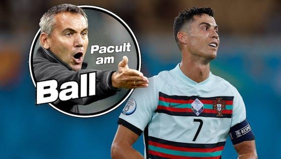 """""""Heute""""-Experte Peter Pacult über Cristiano Ronaldo"""