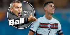 """Pacult: """"Wir werden Ronaldo in Katar wiedersehen"""""""