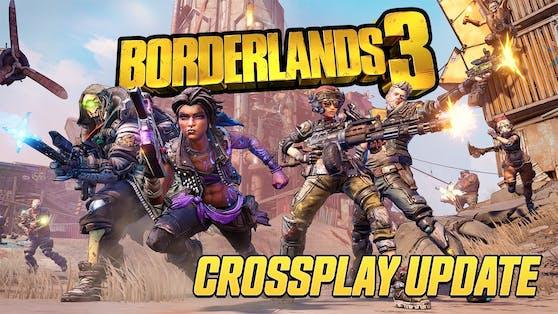 """Das """"Borderlands 3""""-Crossplay-Update und das Event """"Rache der Rache der Kartelle"""" sind jetzt verfügbar."""