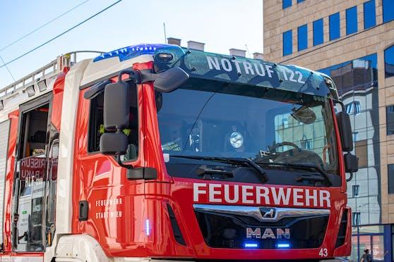 Symbolbild eines Feuerwehreinsatzes.