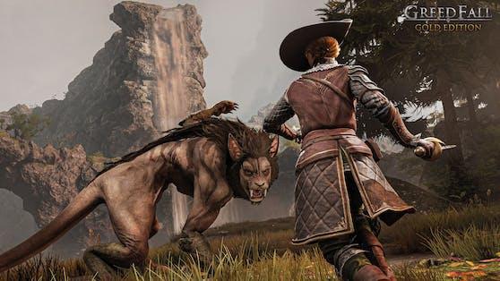 """Die """"GreedFall: Gold Edition"""" erscheint am 30. Juni für PlayStation 5 und Xbox Series X im Handel."""