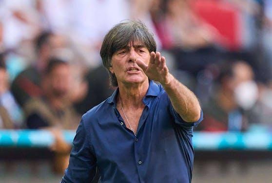 Deutschland-Teamchef Jogi Löw