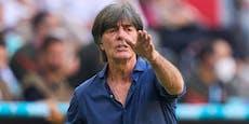 Jetzt ist Deutschland sauer wegen Wembley-Training