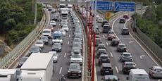 Stau-Sommer steht an: Wichtige Routen in Wien gesperrt