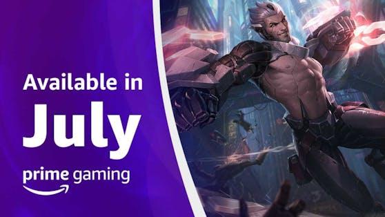 Prime Gaming-Angebote für Juli 2021 bekanntgegeben.