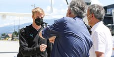 Promi flog 3 ÖFB-Stars mit Hubschrauber aus EM-Camp