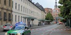 Wieder Messerangriff in Deutschland – 2 Verletzte