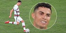 Statistik-Beweis! So schwach sind Ronaldos Freistöße