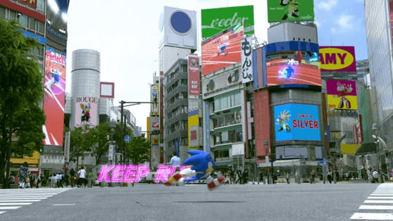 """""""Sonic bei den Olympischen Spielen – Tokyo 2020"""": Sonic the Hedgehog feiert seinen 30. Geburtstag!"""
