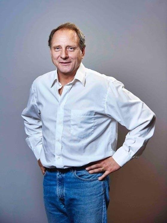 Gemeinderat Stefan Hehberger fordert mehr Transparenz.