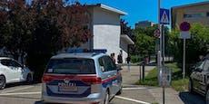 Polizei-Einsatz nach Drohung an Braunauer Schule