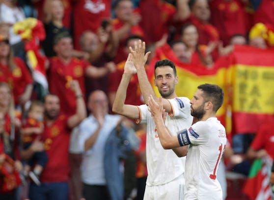 Spanien feiert einen historischen Sieg