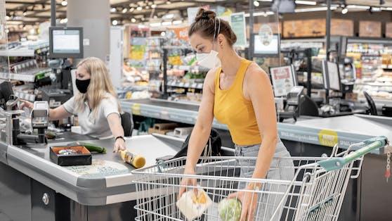 Masken-Knaller in Supermärkten kommt.