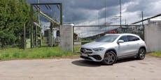 Mercedes GLA 250e: Bequemer Plug-in Hybrid im Test