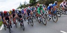 Rad-Stars streiken bei Tour, Cavendish gewinnt Sprint