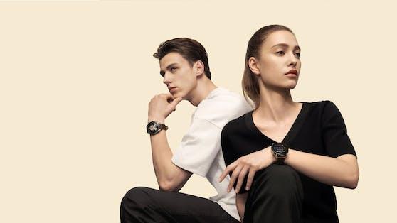 Ob zu einem sportlich-eleganten oder klassisch-zeitlosem Stil - die neue Huawei Watch 3 Serie macht immer eine gute Figur.