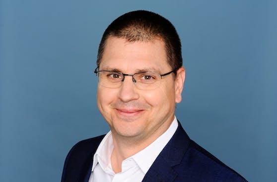 Christian Abl, Mitglied der Geschäftsführung der Reclay Group.