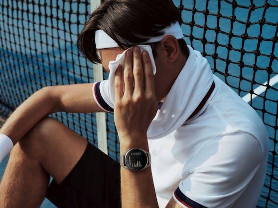 Die Huawei Watch 3 Serie misst dein Training ganz genau.