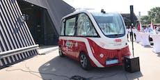 Aus für selbstfahrende Busse bei den Wiener Öffis